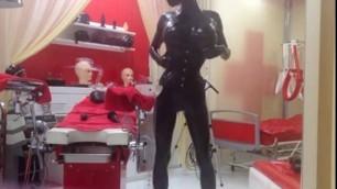 Kylie Marilyn im Studio Schwarz Fun