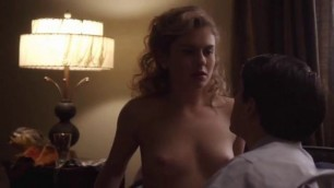 Rose McIver in Masters of Sex topless