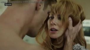 Insatiable Woman Nicole Kidman romp the kitchen