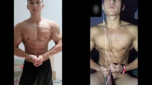 11 Chinese Fitness Celebrity Mix