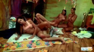 Ferrera Gomez Sex as a birthday gift