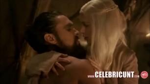 Celebricunt - celebrity porn emilia clarke game of thrones