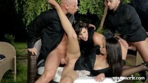 new hardcore sex in outdoor with juicy juggs chicks ferrera gomez and gabriella gucci private