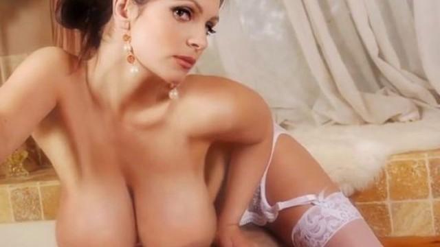 Denise milani naked big boobs