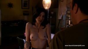 Gorgeous Brunette Jaime Murray Nude Compilation Dexter