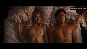 Sexual Margot Robbie Nude Full Frontal Sex Scenes The Wolf of Wall Street 2