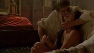 Meana Wolf Vampire Melia Kreiling Nude The Borgias S02e01 04
