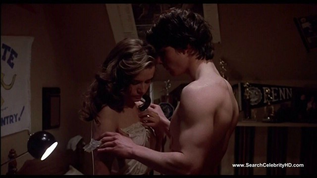 Lea Thompson Nude Body All The Right Moves HD