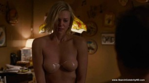 Beautiful Blonde Woman Charlize Theron nude HD