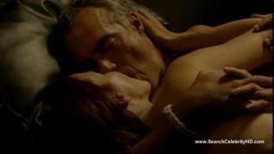harming Annie Wersching nude Bosch S01E02