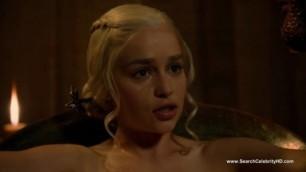 Hot sibel clarke naked game of thrones