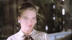Florence Guerin Trine Michelsen in La Bonne Celebrity Straight 1986
