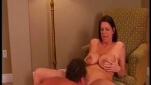 Old Brunette Pornobae