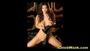 Sexy celebrity alive kim kardashian naked