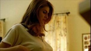ute Alexandra Daddario Full Frontal Sex Scene In True Detective