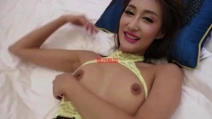 Asian Sexy Masturbation Scene Pornodoido