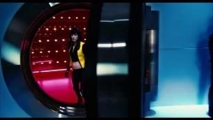 Fantastic Woman Milla Jovovich nude in Ultraviolet