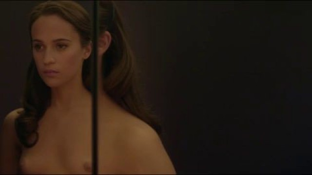 Alicia Vikander Nude Ex Machina Pron Hubb