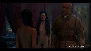 Olivia Cheng Naked Marco Polo