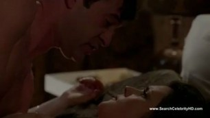 Melanie Lynskey Nude Togetherness Bed scene from the film