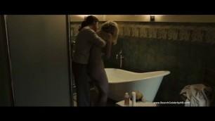 Bride Kirsten Dunst nude Melancholia Celebrity HD