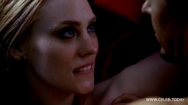 Deborah Ann Woll Big Boobs Celebrity Vampire True Blood