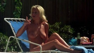 Kim Hopkins nude, Dawn Clark nude, Michele Drake nude hot celebrities - The Hollywood Knights (1980)