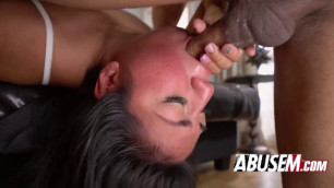 Rough anal is the best way to celebrate birthday