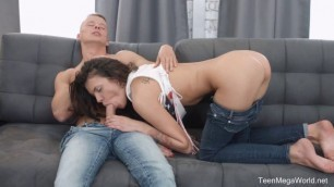 TeenSexMania Verona Sky busty slutty milf Lovers celebrate the purchase with sperm TeenMegaWorld