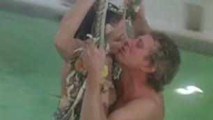 Wet celebrities Joan Collins nude, Sue Lloyd nude, Pamela Salem nude - The Stud (1978)