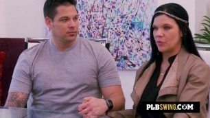 Pink room steams up when couples get together to celebrate Craig�s birthday