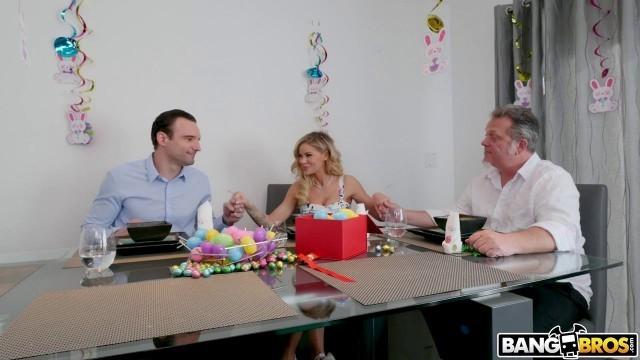 Jessa Rhodes : Husband's Nephew Celebrates Easter With My Pussy : Bangbros
