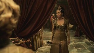 Laura Haddock nude Lara Pulver nude celebrities Da Vincis Demons s03e03 04 2015