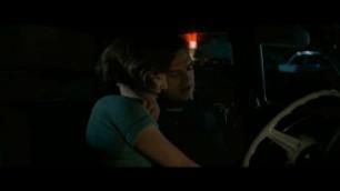 HOLLYWOOD CAR HANDJOB - Devil all the Time - Celeb Cop Handjob Police Car - outside Police Handjob