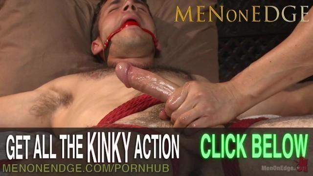Muscled Jock Begs to Cum