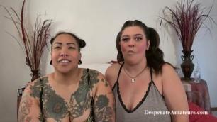 Casting compilation, Desperate Amateurs, hot fit babe, Indian
