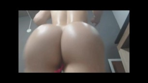 Andrea Fernandez booty clap part 1 by bootytime91