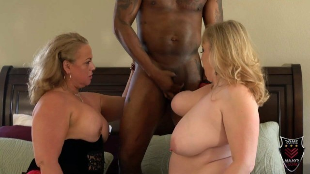 Big Dick Rome Major Gives 2 Mature MILFs A Hot Threesome!