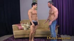 Brock Landon and Fabian (DT)