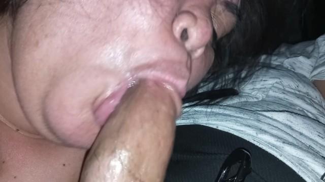 Fire Fellatio from Filipina Samoan BBW slut