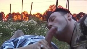 Young gay fucks raw big cock